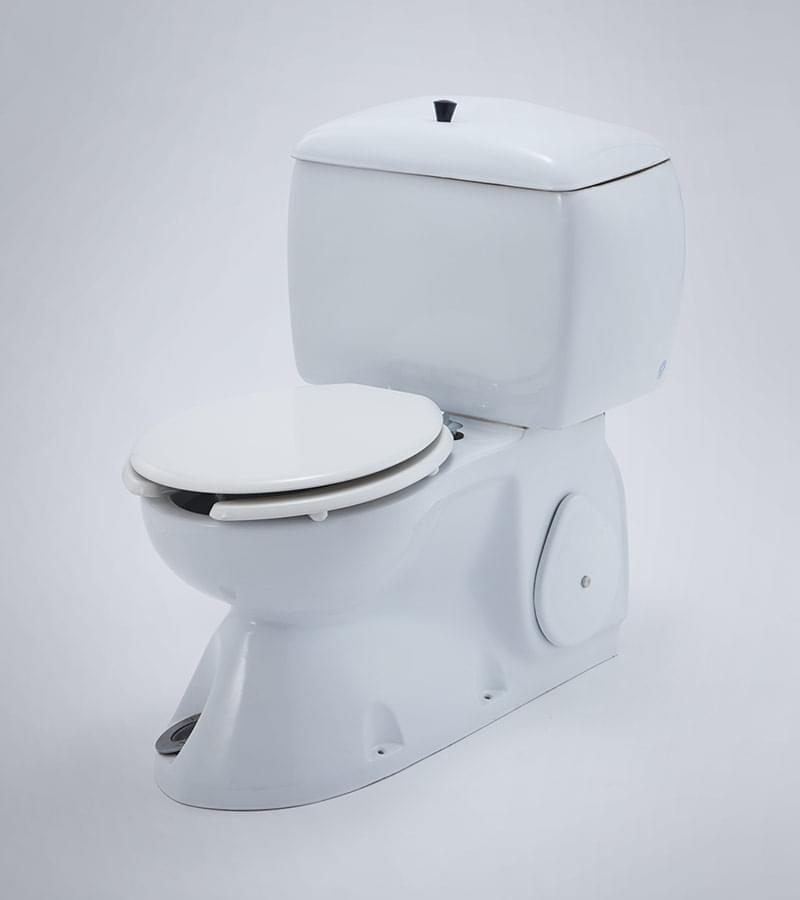 the first made-in-japan shower toilet